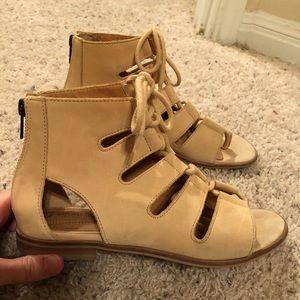 Light tan Corso Como sandals